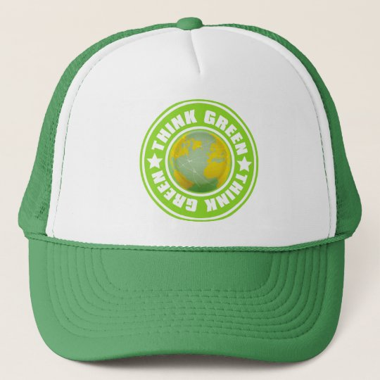Think_Green Trucker Hat