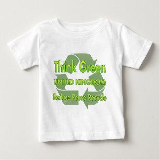 Think Green United Kingdom Shirts