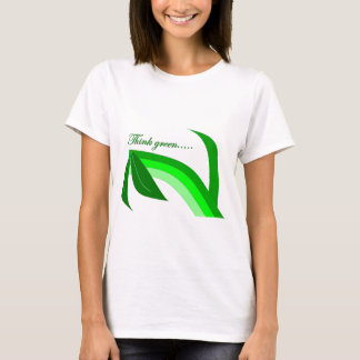 Think Green - Zen Recycle products T-Shirt