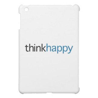 Think Happy (blue edition) iPad Mini Case
