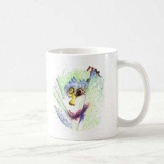Think Happy Coffee Mug
