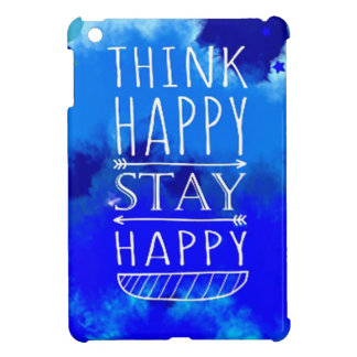 Think Happy Thoughts Collectible Gifts Case For The iPad Mini