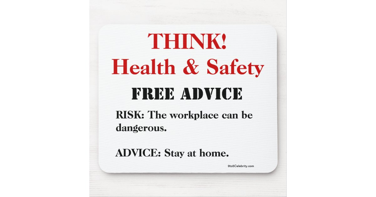 think health and safety
