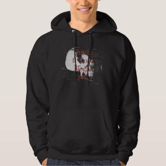 think illegal hoodie