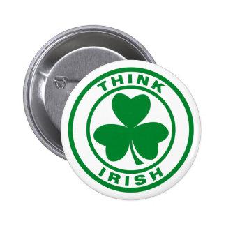 Think Irish Pins