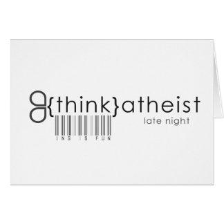 Think is Fun! Card