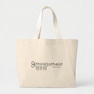 Think is Fun! Jumbo Tote Bag