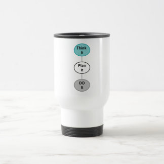 Think It Stainless Steel Travel Mug