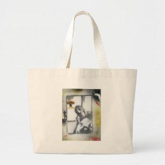 Think Large Tote Bag