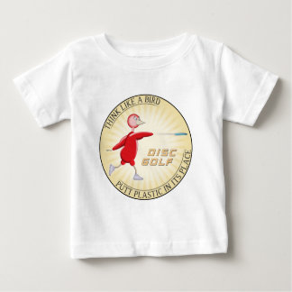 Think Like A Bird Baby T-Shirt