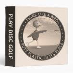 Think Like A Bird Binder