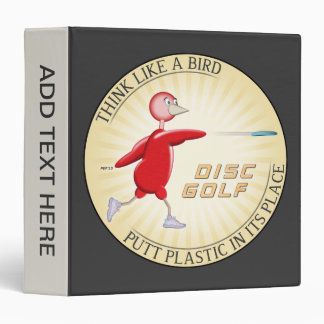 Think Like A Bird Binder