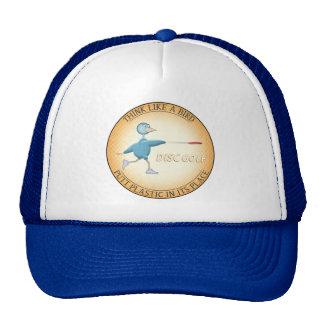 Think Like A Bird Mesh Hats
