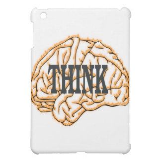 Think (like your brain's on fire) iPad mini cases