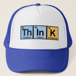 Trucker Hat with Think design
