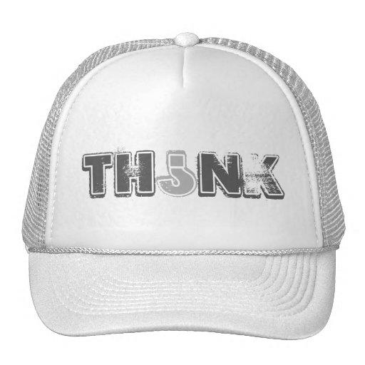 Think Mesh Hats