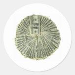 Think Money Stickers