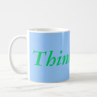 Think More Mug