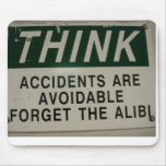 Think Mouse Pad