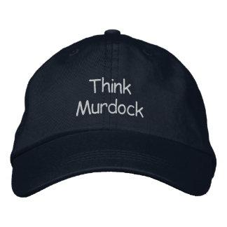 Think Murdock Baseball Cap