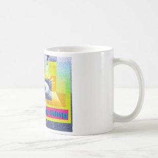 Think of a single thing! coffee mug
