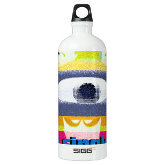 Think of a single thing! water bottle