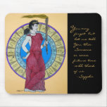 Think Of Us ~ Sappho Mouse Pad