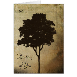 Think of You Greeting Cards