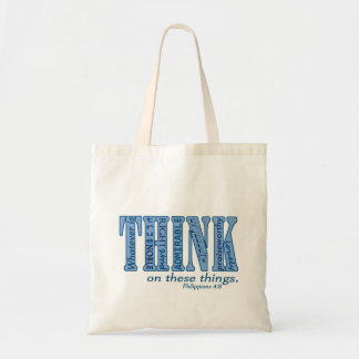 Think on These Things Bag