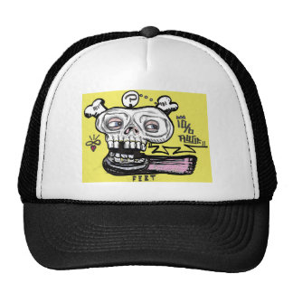 Think On Your Feet Trucker Hat