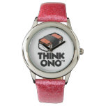 Think Ono #1 Hormel Spam Musubi Snack Wristwatches at Zazzle