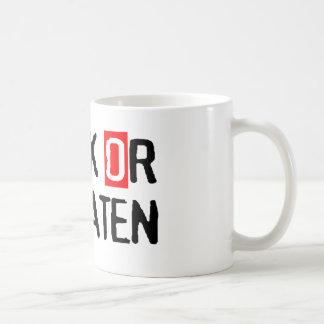 Think Or Be Eaten Mug