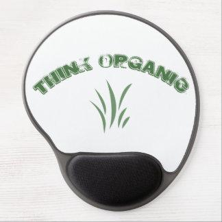 Think Organic Gel Mouse Pad