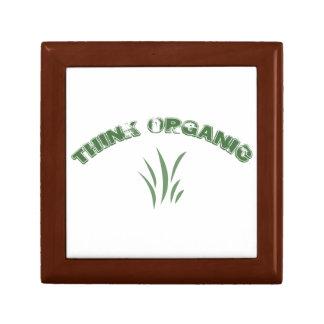 Think Organic Jewelry Box
