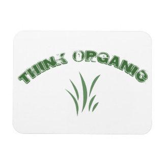Think Organic Magnet