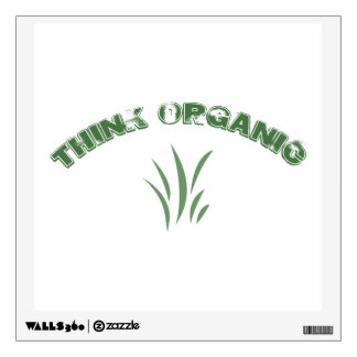 Think Organic Room Stickers
