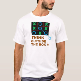 Think Outside Full T-Shirt