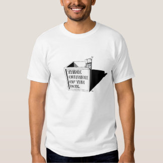 THINK OUTSIDE OF THE BOX T-Shirt 3