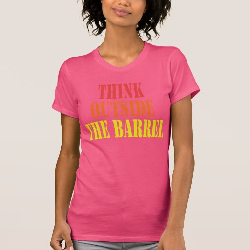 Think Outside The Barrel Tank