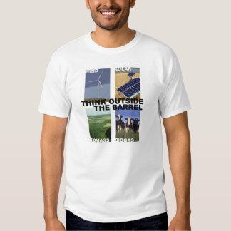 Think Outside the Barrel Tee Shirt