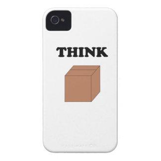 """Think Outside the Box"" Blackberry Bold 9700/9780 Blackberry Bold Case"