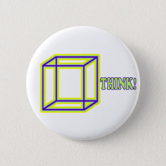 Think Outside the Box! Button