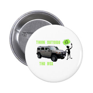 Think Outside the Box! Buttons