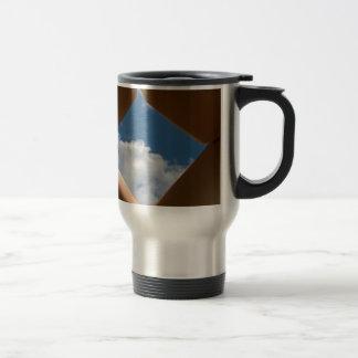 Think Outside The Box Cardboard Concept.jpg 15 Oz Stainless Steel Travel Mug