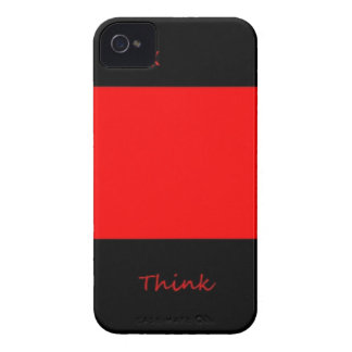 Think Outside The Box Case-Mate iPhone 4 Case