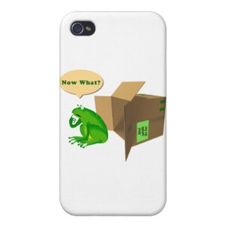 Think Outside The Box Cases For iPhone 4