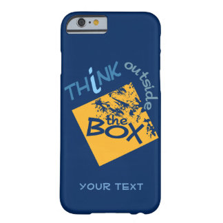 Think Outside The Box custom cases