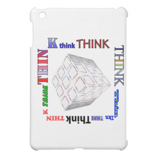 Think Outside The Box Design in 3D Case For The iPad Mini