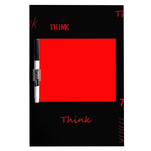 Think Outside The Box Dry-Erase Board