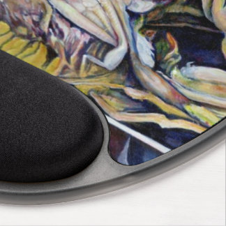 Think Outside the Box Gel Mouse Pad